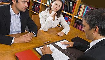 Приведем пример соглашения о разделе имущества между супругами.